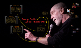 Copy of George Carlin: Cynical Philosopher