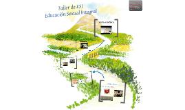 Taller de ESI ( Educación Sexual Integral)