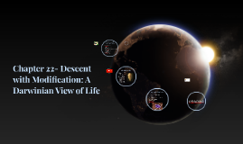 Chapter 22- Descent with Modification: A Darwinian View of L