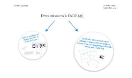 Missions M2 - Etude des interactions entre plusieurs démarches et outils en faveur d'un DD