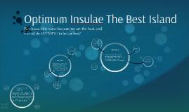 Optimum Insulae