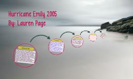 Hurricane Emily 2005