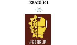 KRAIG 101 2015