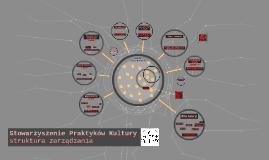 Struktura zarządzania Stowarzyszenia Praktyków Kultury