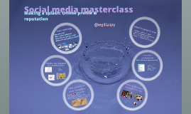 Social media masterclass: Building reputation