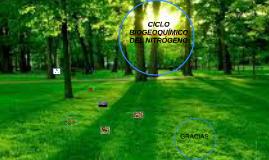 CILO BIOGEOQUIMICO DEL NITROGENO