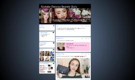 Youtube Famous Beauty Guru