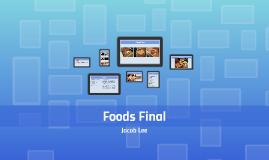 Foods Final