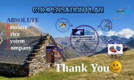 Copy of Compensation Plan