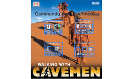 Caminando con cavernicolas