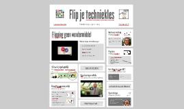 Flip je techniekles