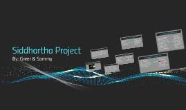 Siddhartha Project