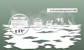 8.0 Account Management in IMC