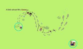 Introducing Mrs. Grona