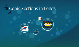 Conic Sections in Logos