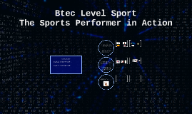 Copy of Btec Level Sport