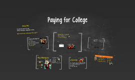Paying for College EPF 2014-15