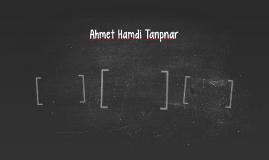 Ahmet Hamdi Tanpnar