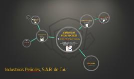 Industrias Peñoles, S.A.B. de C.V.