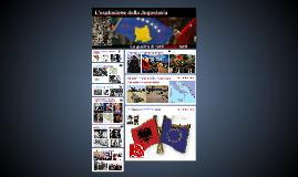 L'esplosione della Jugoslavia