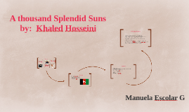 A thousand Spendid Suns