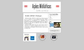 Ações Midiáticas