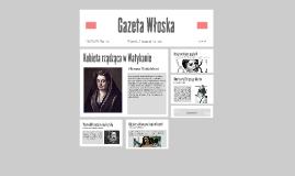 Gazeta Włoska