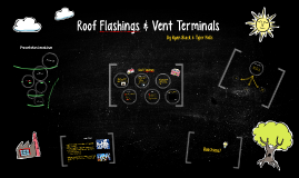 Roof Flashings & Vent Terminals
