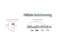 Politieke besluitvorming