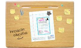Copy of Innovación educativa con imágenes