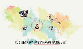 !!! HAPPY BIRTHDAY iLIN !!!