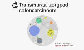 Copy of Transmuraal zorgpad coloncarcinoom