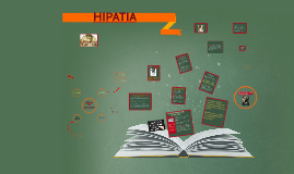 Copy of HIPATIA DE ALEJANDRIA