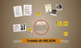 Copy of Tratado de WILSON