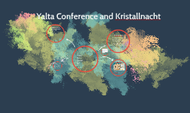 Yalta Conference and Kristallnacht
