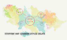 Studying and Learning Styles Relate