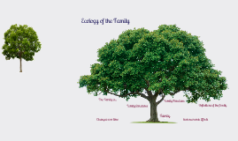 Ecology of the Family