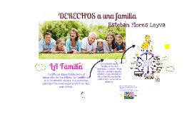 Derecho de los niños Familia