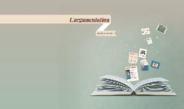 Copy of Les genres et les outils de l'argumentation