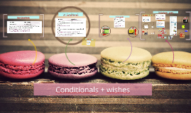 Conditionals + wishes