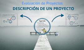 Descripción de un Proyecto