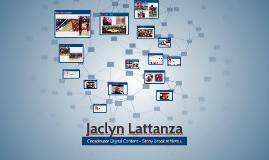 Jaclyn Lattanza Portfolio