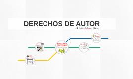 DERECHOS DE AUTOR EN FISCALIDAD