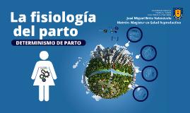 Copy of Fisiología  del parto