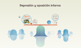 Copy of Copy of Represión y oposición interna