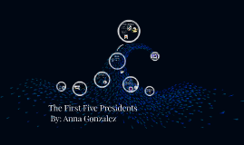 Copy of The First Five Presidents