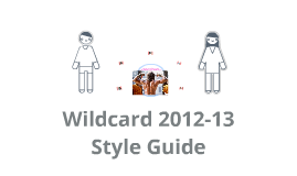 Wildcard lookbook