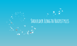 Shoulder Length Hair Guide