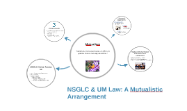 NSGLC & UM Law: A Mutualistic Arrangment