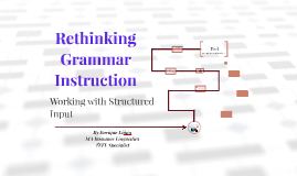 Rethinking Grammar Instruction UNT